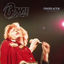 DAVID BOWIE - CRACKED ACTOR (LIVE LOS ANGELES '74)  2 CD NEU