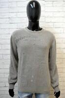 Best Company Uomo Taglia L Maglione Uomo Cardigan Pullover Sweater Lana Man