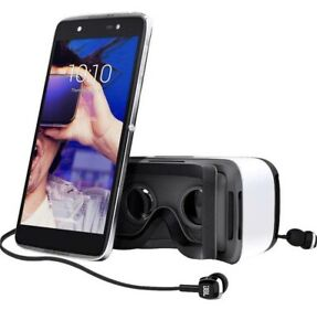 ALCATEL ONETOUCH Idol 6055K - 16GB - Metallic Silver (Unlocked) Smartphone