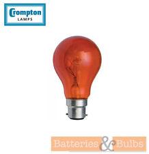 Crompton Standard 60W Light Bulbs