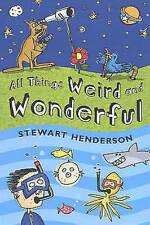 All things weird & Wonderful Kids Teen Story funny Books Hard Cover