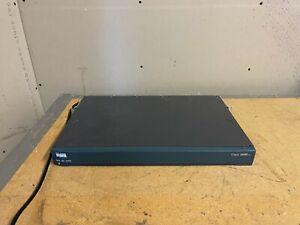 Cisco 2600 XM Series CISCO2620XM Modular Access Router 2620 XM