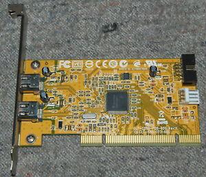 HP iEEE1394 2+1 ports FireWire PCI add-on card GLF-680-070-600 515182-001