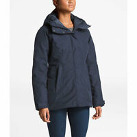 The North Face Women's Toastie Coastie Parka Jacket URBAN NAVY BLUE - XS
