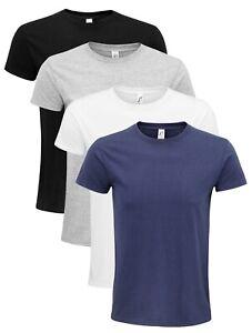 Sols Hommes Unisexe Epic Organique Coton Manches Courtes T-Shirt XS - 4XL
