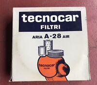 Tecnocar Filtro aria A-28 Air per Fiat 128 Rally, Coupe e 127 sport