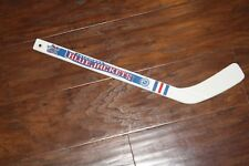 EXCELLENT Columbus Blue Jackets White Mini Hockey Stick 18""