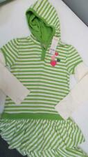 GYMBOREE Lovable Giraffe Green/White Striped Dress Size 9 NWT TL69