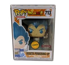 Dragon Ball Metallic Vegeta Powering Up Funko Pop! Vinyl RS number 713 Chase