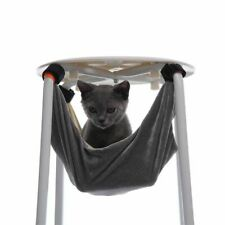 Chair Mounted Cat Hammock Hanging Bed Soft Seat Kitten Shelf Cushion Sleeping