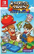 Harvest Moon Mad Dash - Switch NEW FREE US SHIPPING