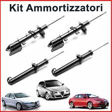 Kit 4 Ammortizzatori Anteriori Posteriori Alfa Romeo 147 1.9 JTD ( 156 + GT )