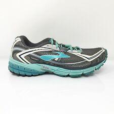 Brooks Womens Ravenna 3 1201071B677 Black Blue Running Shoes Lace Up Size 9 B