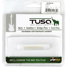 GRAPH TECH TUSQ SLOTTED GUITAR NUT FOR GIBSON LES PAUL & OTHERS *NEW* PQ-6000-00