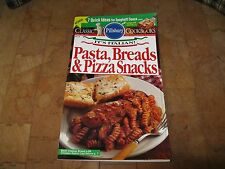 "Pillsbury Classic Cookbook ""Pasta, Breads & Pizza Snacks"" # 158 ~ 1994..LN!"