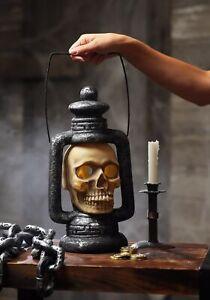Skull Light Up Lantern