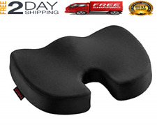 Aylio Coccyx Orthopedic Comfort Foam Seat Cushion for Lower Back Comfortable New
