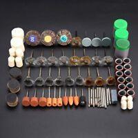350pcs Rotary Tool Accessories Bit Set Polishing Kits For Dremel New