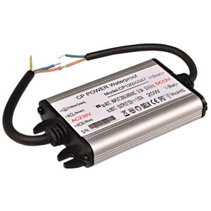 IP67 Waterproof 20W 12V DC 1.67A Power Supply Transformer LED Driver Outdoor