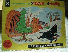 Sylvain et Sylvette n°8 Le plus bel arbre de Noël EO BE