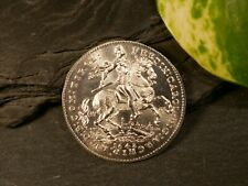Tolle Silber Münze Von 2 Dukaten 1642/1963 Sankt Leopold Österreich Ferdin Carol