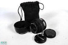 Olympus Zuiko 50mm F/2 ED Macro Autofocus Lens For Four Thirds System {52}