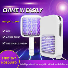 Electric Fly Swatter Mosquito Control Racket Bug Zapper Killer Anti-Mosquito