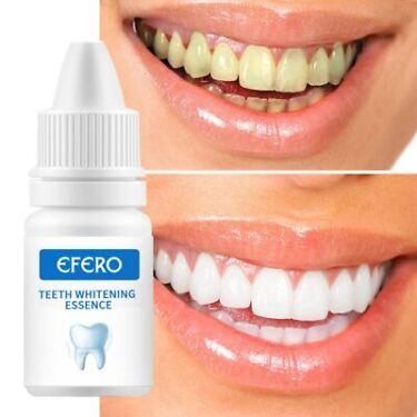 EFERO Teeth Whitening Serum Gel Toothpaste Oral Hygiene Effective Remove Stains