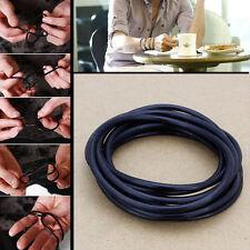 10Pcs Fashion Silicone Gummy Bands Bracelets Rubber Gummies Jelly Bracelets Gift