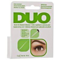 Duo Green Brush On Strip & Individual False Eyelash Long Clear Adhesive Glue