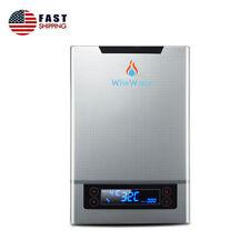 27KW Electric Tankless Hot Water Heater On Demand Instant Shower Bathroom ETL