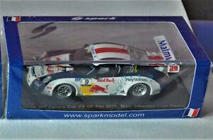 SF037 Spark Porsche 997 N°9 GP Pau 2012 Team S.Loeb Racing (vente France) 1/43