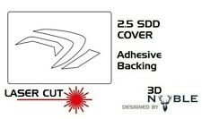 WHITE - NIVDIA - 2.5inch SSD/HDD SATA Hard Drive Cover Plate INTERNAL SOLID