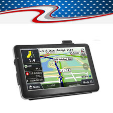 7 inch HD Car GPS Navigation Bluetooth Capacitive Touch Screen for vehicle Truck