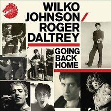 Going Back Home [Slipcase] by Roger Daltrey/Wilko Johnson (CD, Apr-2014, Chess (USA))