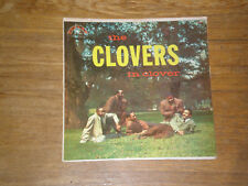 The Clovers in Clover LP 1958 Poplar Records PLP-1001