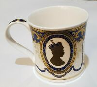 Dunoon Mug to Commemorate 60th Anniversary of Coronation of Queen Elizabeth II