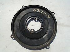 PORSCHE 912 356 A B C SC CONNECTING FLANGE GENERATOR 350W SHEET METAL PLATE BACK