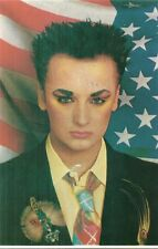 RARE / CARTE POSTALE - POSTCARD : BOY GEORGE - CULTURE CLUB / NEUF - NEW