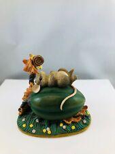 Charming Tails Garden Naptime 85/615 Figurine
