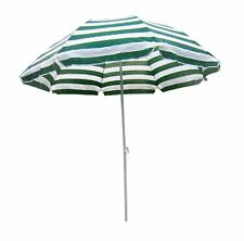 Outdoor Beach Parasol Garden Patio Sun Shade Sun Umbrella1.8m