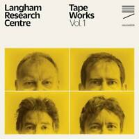 Langham Research Centre Tape Works Vol. 1 LP VINYL Nonclassical 2017 NEW