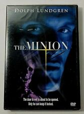 The Minion  DVD  2003 Dolph Lundgren