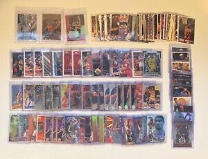 HUGE Lot of (138) Basketball Cards Jordan - Kobe - Shaq | Rookie RC Rare Inserts
