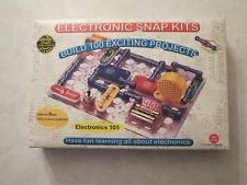 Snap Circuits Elenco Electronic Learning Kit - Dr. Toy winner