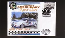 PETER BROCK 1989 FORD SIERRA LEGENDARY RACE CAR COVER