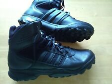 Adidas GSG 9.7 Tactical Black Leather Boots UK 10.5  police new