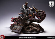Walking Dead Daryl Dixon Resin Statue McFarlane Toys - official