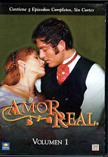 Amor Real Vol 1, BRAND NEW FACTORY SEALED DVD (2005, Time/Life)