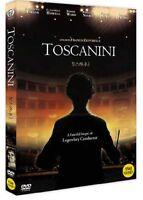 TOSCANINI (1988, Franco Zeffirelli) DVD NEW
